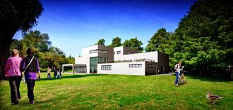 Render Van Eesterenmuseum